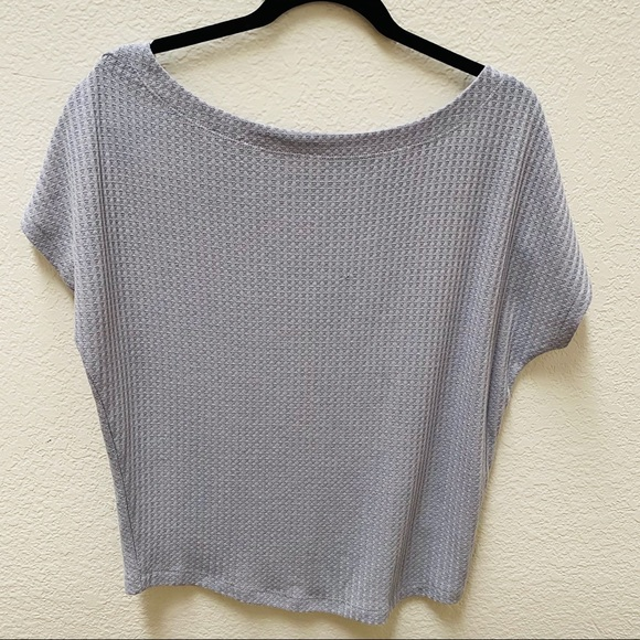 Express Tops - 🌼 2 for $30 NWT   Waffle Knit Blouse